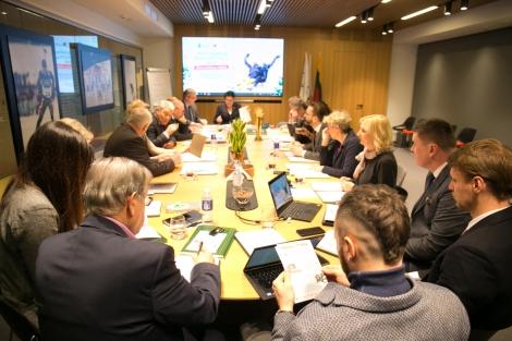 LTOK Vykdomasis komitetas