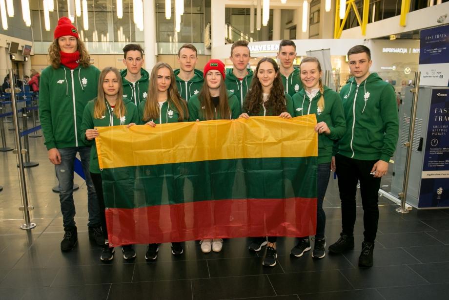 Lietuvos jaunimo komanda