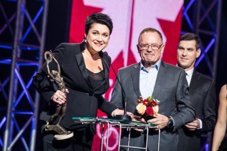 Daina Gudzinevičiūtė ir Antanas Muraška
