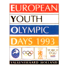 Valkenswaard 1993 European Youth Summer Olympic Days