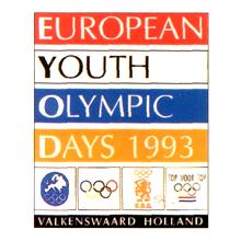1993 m. Europos jaunimo olimpinės dienos Valkensvarde