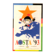 Aosta 1993 European Youth Winter Olympic Days