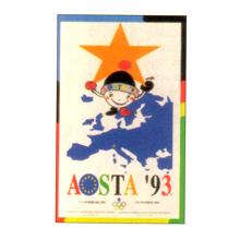 1993 m. Europos jaunimo olimpinės dienos Aostoje
