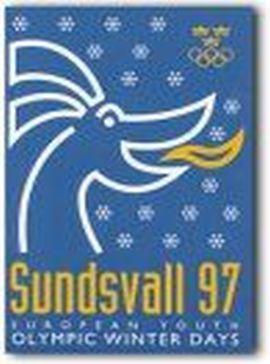 1997 m. Europos jaunimo olimpinės dienos Sundsvalyje