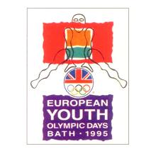 1995 m. Europos jaunimo olimpinės dienos Bate