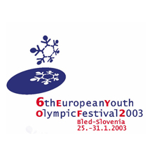 Bled 2003 European Youth Winter Olympic Festival
