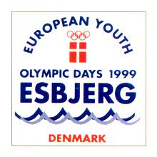 1999 m. Europos jaunimo olimpinės dienos Esbjerge