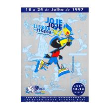 1997 m. Europos jaunimo olimpinės dienos Lisabonoje