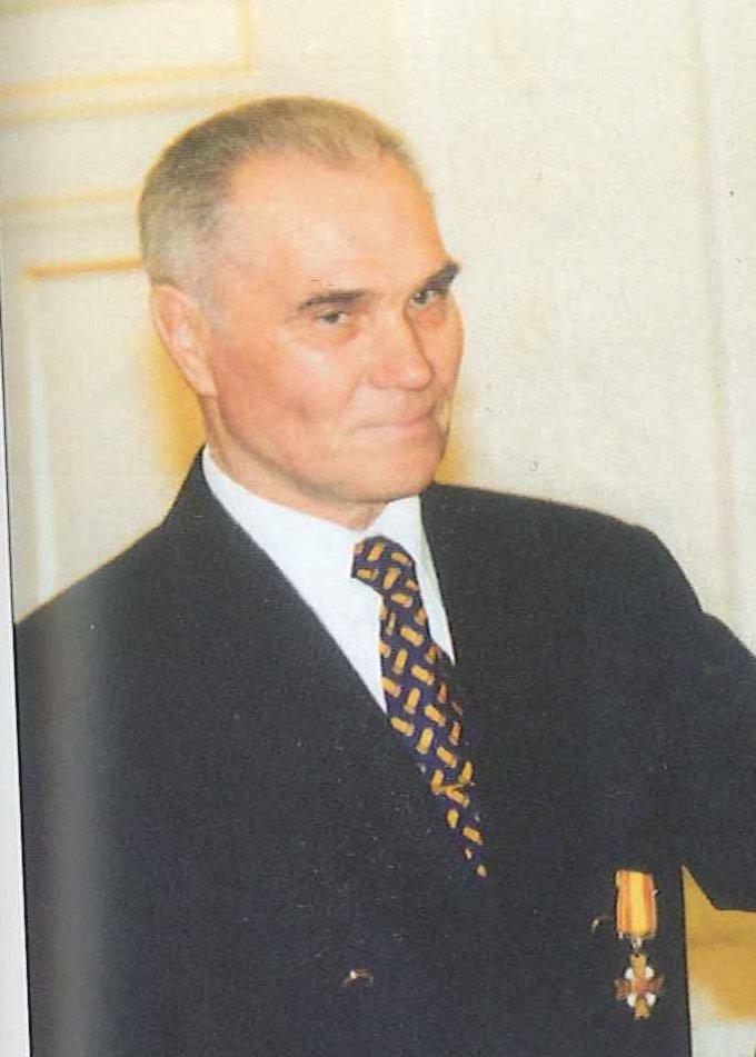 Mykolas Rudzinskas