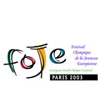 2003 m. Europos jaunimo olimpinis festivalis Paryžiuje