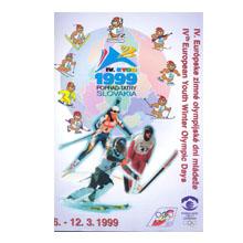 1999 m. Europos jaunimo olimpinės dienos Poprade