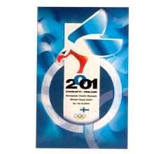 2001 m. Europos jaunimo olimpinės dienos Vuokatyje