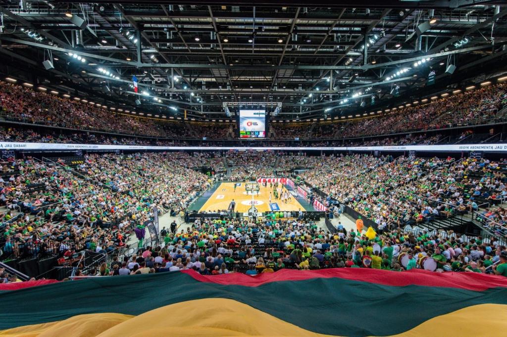Žalgirio arena Kaune