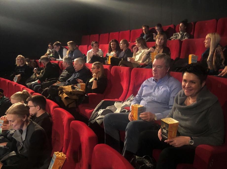 Sporto kino festivalio uždarymo seansas