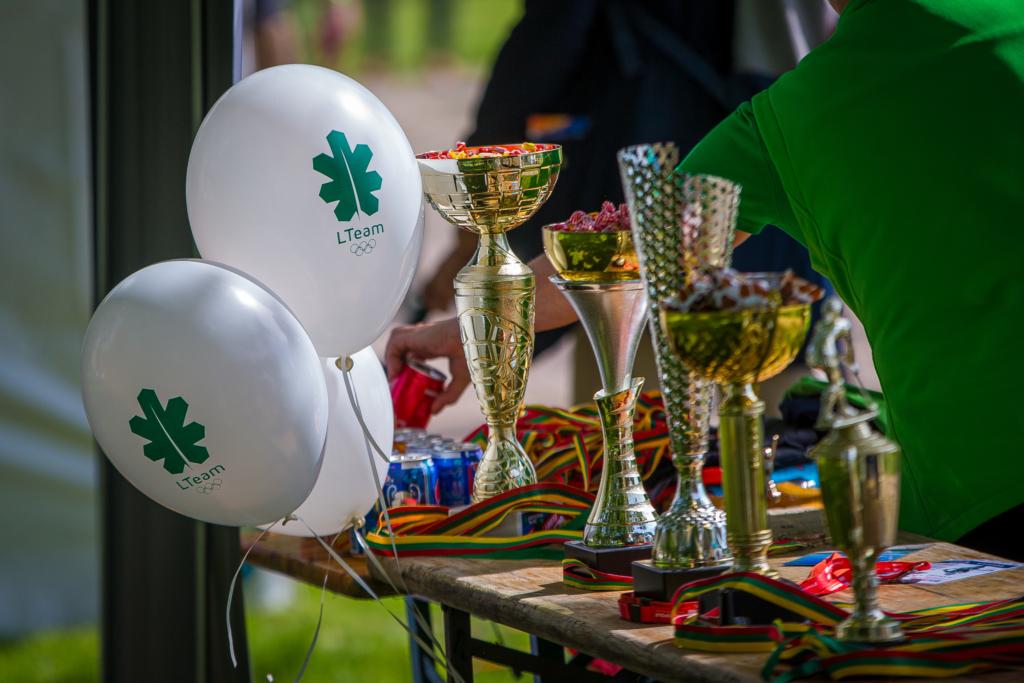 Apdovanojimai (Roko Lukoševičiaus nuotr.)