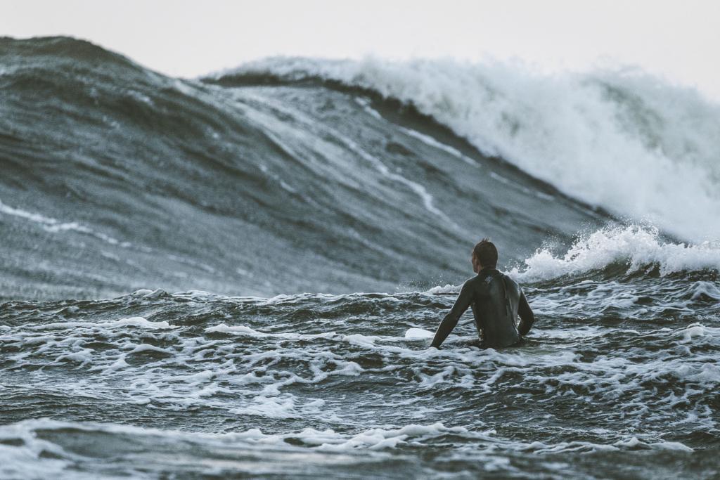 Bangos Melnragėje (Vadimo Kozorezo nuotr.)