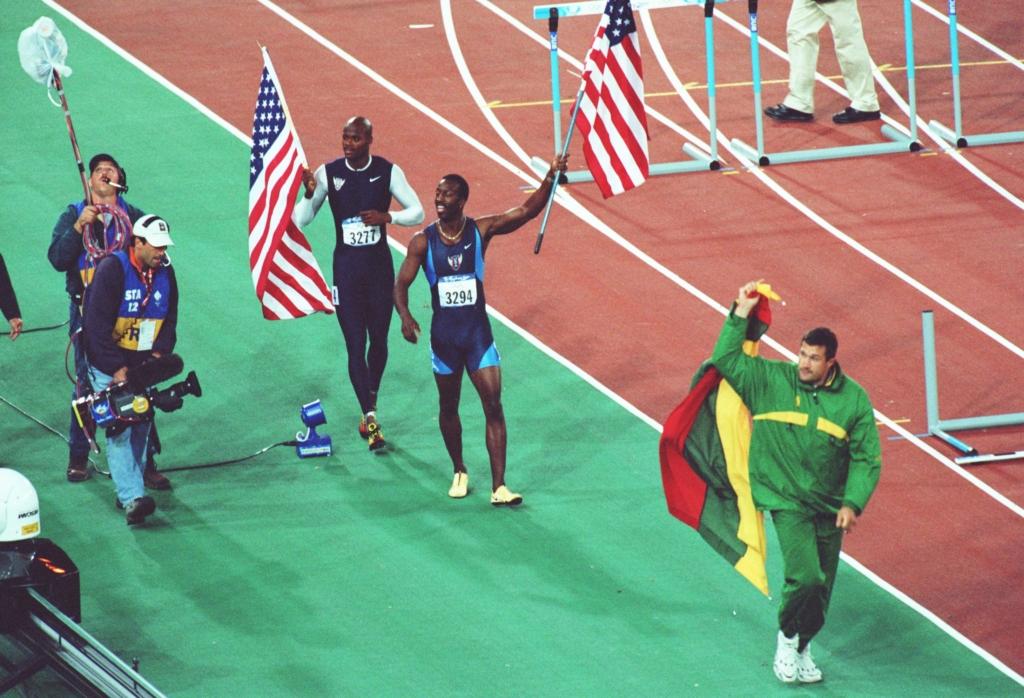 ekspertų pasirinkimas olimpinėse žaidynėse