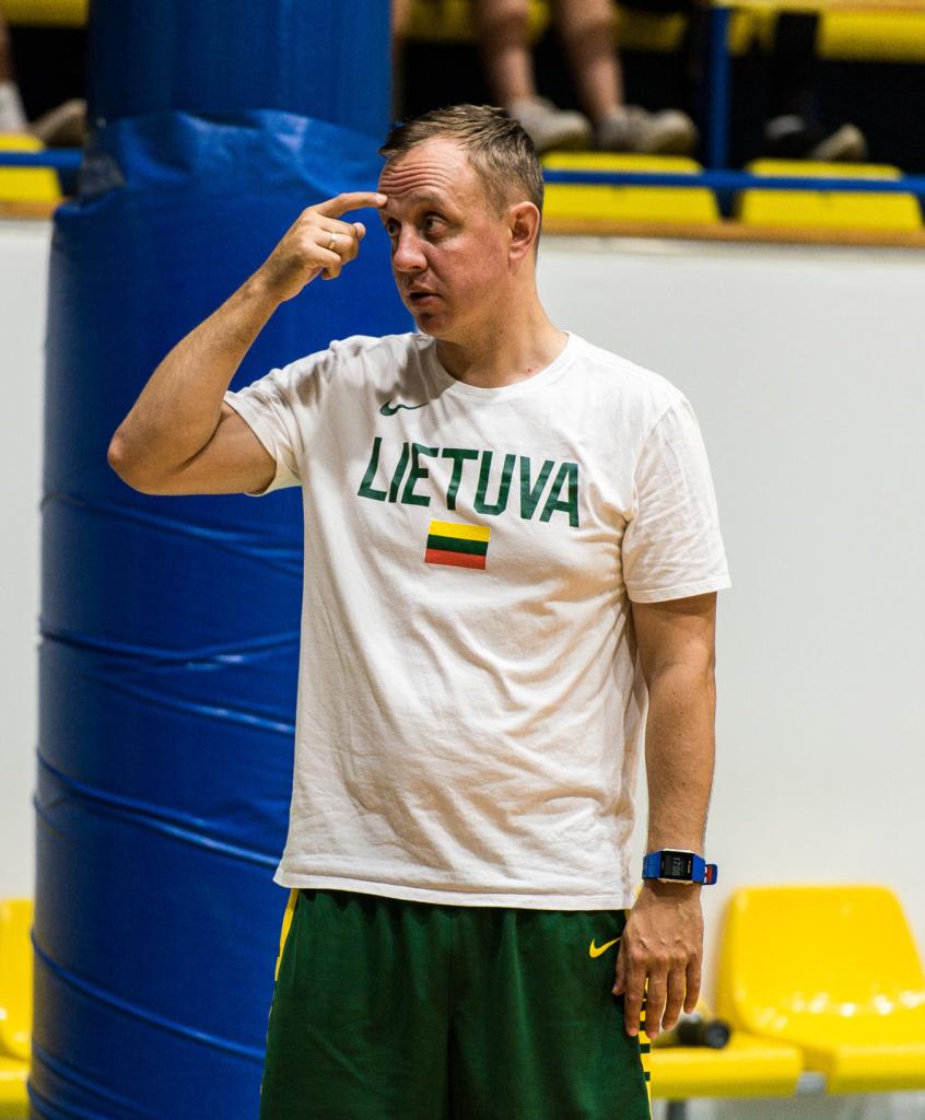 Mantas Šernius (L. Žemgulio nuotr.)