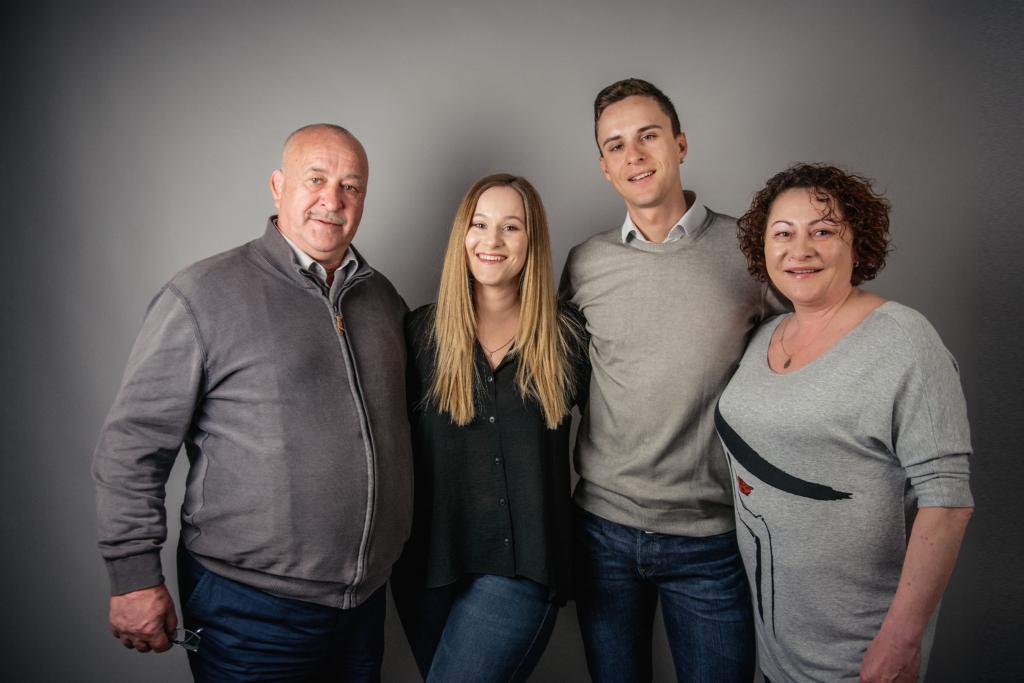 L.Zilporytės šeima.