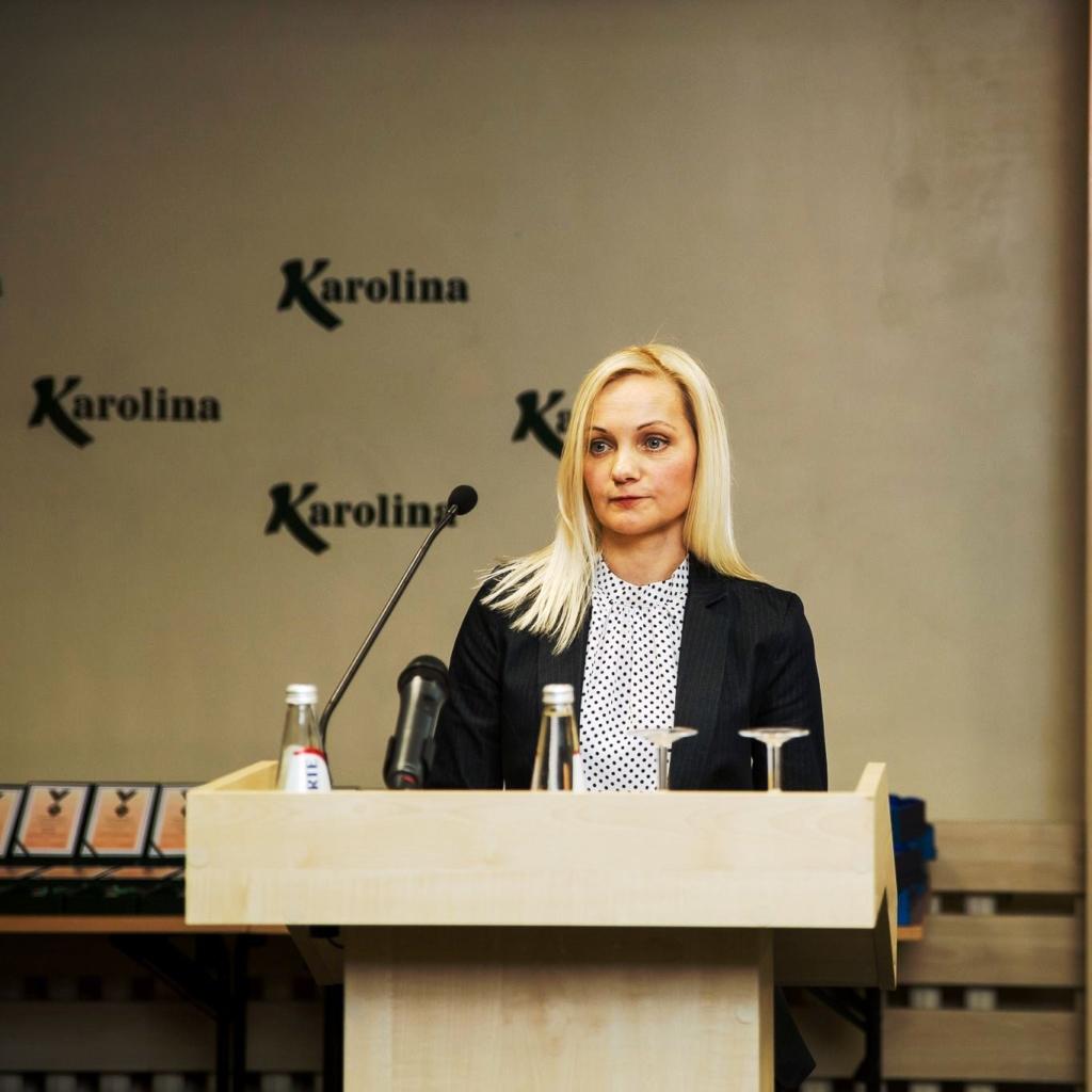 Inga Navickienė federacijai vadovauti pradėjo 2018-ųjų pavasarį.