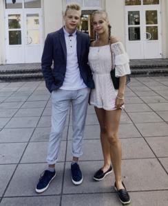 Gytis ir Monika Chasažyrovai.